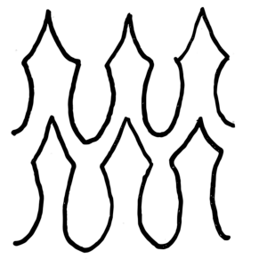 Schistoceras suture